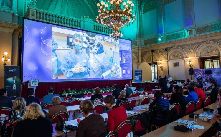 Pražský oční festival se poprvé uskutečnil online