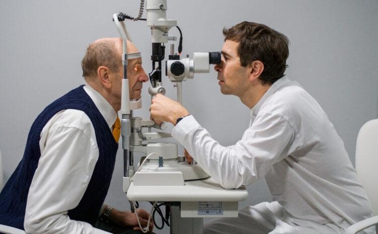 Transplantace umělé rohovky vrací zrak